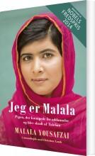 jeg er malala - bog