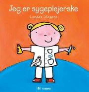 jeg er sygeplejerske - bog