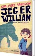 jeg er william - bog