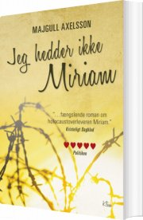 jeg hedder ikke miriam () - bog