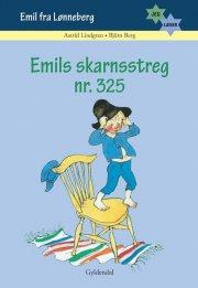 jeg læser. emils skarnsstreg nr. 325 - bog