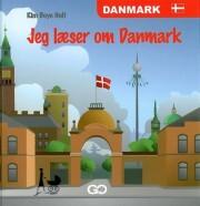 jeg læser om danmark - bog