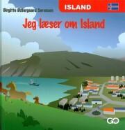 jeg læser om island - bog