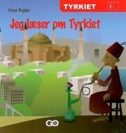 jeg læser om tyrkiet - bog
