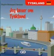 jeg læser om tyskland - bog