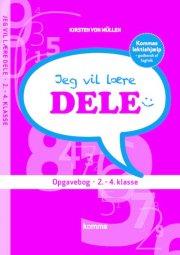 jeg vil lære - dele - bog
