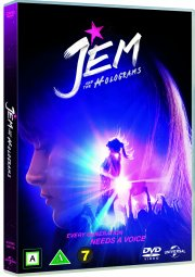 jem and the holograms - DVD