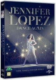 jennifer lopez - dance again - DVD