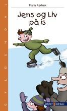 jens og liv på is - bog