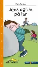 jens og liv på tur - bog