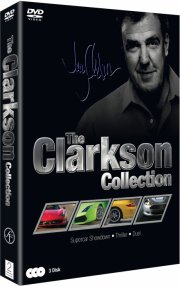 jeremy clarkson collection - DVD