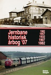 jernbanehistorisk årbog '07 - bog