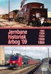 jernbanehistorisk årbog '09 - bog