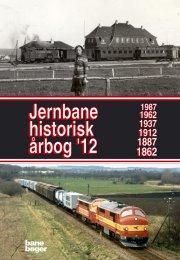 jernbanehistorisk årbog '12 - bog