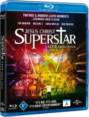 jesus christ superstar - the arena tour - Blu-Ray