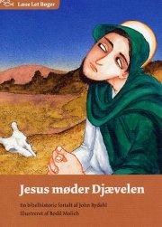 jesus møder djævelen - bog