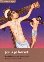 jesus på korset - bog