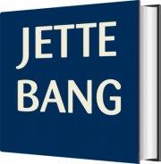 jette bang - bog