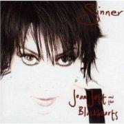 joan jett & amp; the blackhearts - sinner [remastered] - cd
