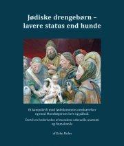 jødiske drengebørn - lavere status end hunde - bog
