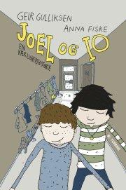 joel og io - en kærlighedshistorie - bog