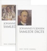johannes v. jensen. samlede digte 1-2 - bog