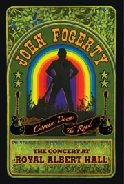 john fogerty - coming down the road - live from royal albert hall - DVD
