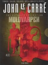 john le carre - muldvarpen - den komplette serie - DVD