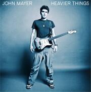 john mayer - heavier things - cd