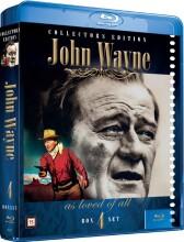 john wayne boks - Blu-Ray