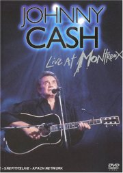 johnny cash - live in montreaux - DVD