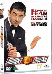johnny english - DVD