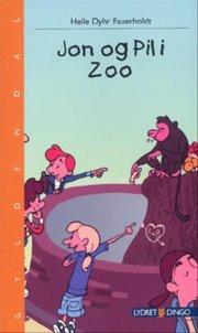 jon og pil i zoo - bog