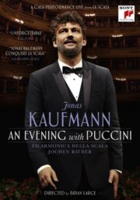 jonas kaufmann - an evening with puccini - DVD