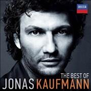 jonas kaufmann - the best of - cd
