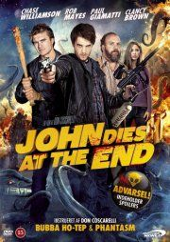 jonh dies at the end - DVD