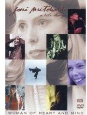 joni mitchell - woman of heart and mind - DVD