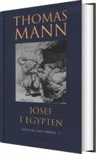 josef i egypten - bog