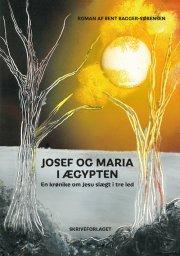 josef og maria i ægypten - bog