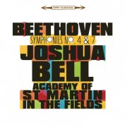 joshua bell - beethoven - symphonies 4 and 7 - cd