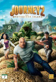 journey 2 - the mysterious island - DVD