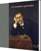 j.p. jacobsen og kunsten - bog