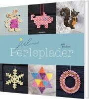 jul med perleplader - bog