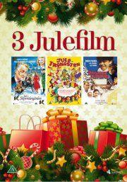 julebox 1 - jul i skovridergården / julefrokosten / dyrlægens plejebørn - DVD