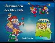 julemanden der blev væk - bog