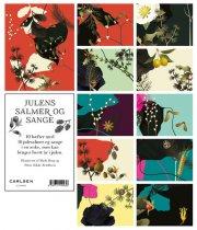 julens salmer og sange: 10 hæfter i en æske - bog