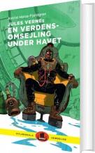 jules vernes en verdensomsejling under havet - bog