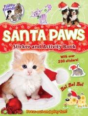 julesjov - aktivitetsbog med klistermærker - Kreativitet