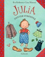 julia henter strømper - bog