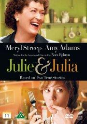 julie og julia - DVD